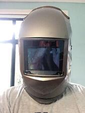 Auto Darkening Welding Welder helmet mask ARC MIGTIG   lithium battery 13 shades
