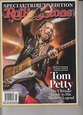 Rolling Stone Special Trubute Edition Tom Petty The Ultimate Guide to his Legend