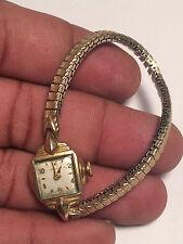 Vintage Ladies Caravelle 17 Jewel M7 Analog Watch - For Parts Or Repair