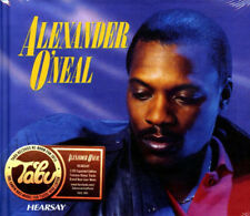 Alexander O'Neal ‎– Hearsay  New  2- d in seal   Jam & Lewis