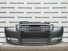 AUDI A4 B7 SALOON ESTATE CONVERTIBLE 2005-2007 FRONT BUMPER WITH GRILL [A323]