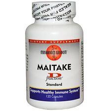 Maitake D Fraction - 120 Capsules