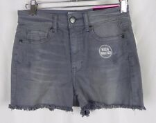 """NEW Aeropostale Tokyo Darling Super High Waisted Shorts 2.5"""" Size 00 (A1-11)"""
