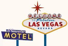 Wandtattoo Las Vegas Schild USA Amerika Casino Homesticker Aufkleber Sticker