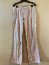 TAN BEIGE Cherokee Scrub Pants Size:SMALL Tall. Style 4101T