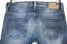 DIESEL THAVAR 008B9 Slim Skinny Zip Fly Jeans Men Size W33 L32
