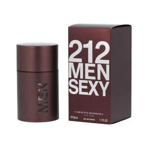 Carolina Herrera 212 Sexy Men Eau De Toilette EDT 50 ml (man)