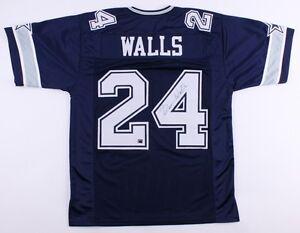 Everson Walls Signed Cowboys Jersey (Players Locker) Super Bowl champion (XXV)