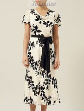 Silk Special Occasion Short Sleeve Floral Dresses for Women