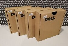 Lot of 4 NEW Genuine Dell External Drive Bay w/ eSATA Cable 5M75X 05M75X