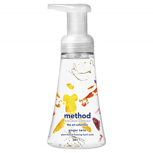 Method Foaming Hand Wash, Limited Edition, Ginger Twist, 300 ml