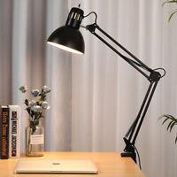 2in1 Swing Arm Desk Lamp C-Clamp /Table Lamp Architect Drafting Clamp Desk Light
