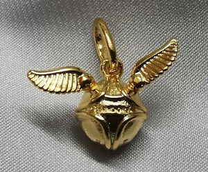 Pandora X HP Harry Potter Golden Snitch Anhänger Shine Charme 368618c00 ALE