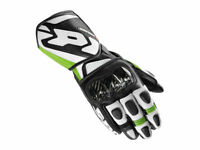 Genuine SPIDI Carbo 1 Gloves Black / Green 3XL Brand New