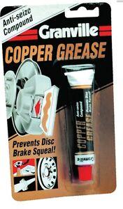 Granville Copper Grease Anti Seize Compound 20g tube