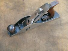 STANLEY Vintage Early No 10 Plane Made in USA Stanley Rule & Level Co