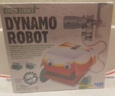 New Green Science Dynamo Robot Kidz Lab