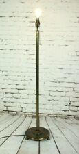 Vintage Brass Standard Lamp - FREE Shipping [5139]