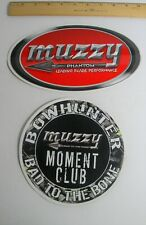 Two Muzzy Decals Bad To The Bone