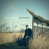ROB HARBRON ~ Meanders ~ 2019 UK 11-trk CD album ~ UK FOLK ~ Concertina FREE P+P