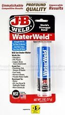 JB J-B WELD 8277- WATERWELD - SPECIALLY FORMULATED EPOXY PUTTY ORIGINAL PRODUCT