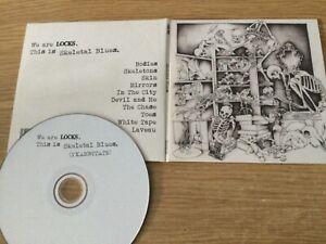 Cd album -  LOCKS  – Skeletal Blues