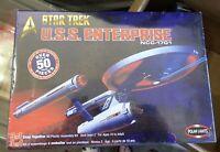 Polar Lights Model Kit #4200 Star Trek USS Enterprise NCC-1701 3-in-1 Snap NEW