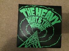 THE HEAVY - HURT & THE MERCILESS digipak (CD ALBUM)