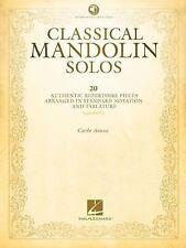 Classical Mandolin Solos (2017, Paperback / Mixed Media)