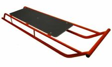 Snow Sledge / Toboggan / Sleigh with Wooden Top Bobsled / Bobsleigh TWIN VERSI