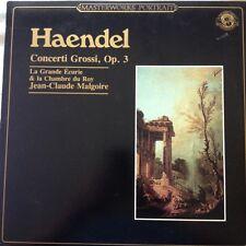 Handel Concerti Grossi Op. 3 MP 38887   Jean-Claude Malgoire / La Grande Ecurie