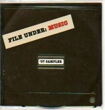 (925K) File Under: Music, 07 Sampler - DJ CD