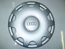 NEW GENUINE AUDI A6 1995-1997 MODELS 15'' HUBCAP IN AVUS SILVER COLOR