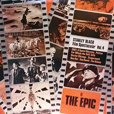 STANLEY BLACK LP FILM SPECTACULAR VOL THE EPICCLUB ISSUE  MADE IN AUSTRALIA