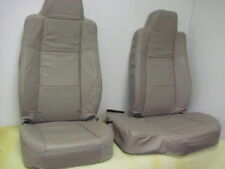 Clearance -- 2006-09 Ford Ranger 60/40 TAN Leather OEM seat covers
