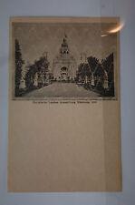 BAYERISCHE LANDES-AUSTELLUNG NÜRNBERG 1896 - 5 PFENNIG VERT