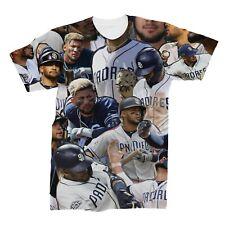 Fernando Tatis Jr. Photo Collage T-Shirt