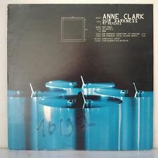 Anne Clark – Our Darkness ('97 Remixes) -  Columbia – COL 664435 6 - Vinyl, 12