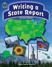TEACHER CREATED RESOURCES WRITING A STATE REPORT by