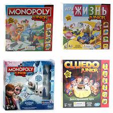 Monopoly Spiele Brettspiel Familienspiel Gesellschaftsspiele 4 stück Russisch