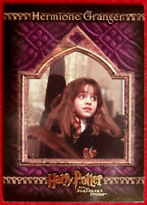 HARRY POTTER - SORCERER'S STONE - Card #004 - EMMA WATSON as HERMIONE GRANGER