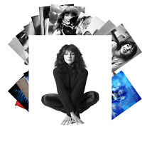 Postcards Pack [24 cards] Kate Bush Pop Music Vintage Posters Covers CC1260
