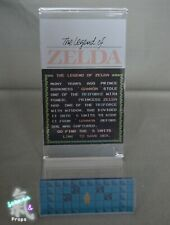 Nintendo Entertainment System NES : The Legend Of Zelda acrylic CUSTOM stand