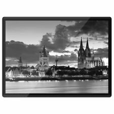 Plastic Placemat A3 BW - Cool Cologne Cathedral  #35059