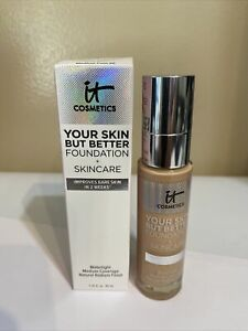 IT COSMETICS Your Skin But Better Foundation Skincare MEDIUM COOL 30