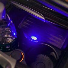 Pink Purple Usb Plug-In Car Miniature Interior Ambient Extra Led Lighting Kit(Fits: Neon)