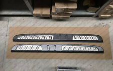 Genuine Style Black Aluminum Side Steps/Running Board For Holden Captiva 7 07-17