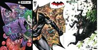 Batman #100 cover A & B Mattina Variant Joker War DC comic 1st Print 2020 NM
