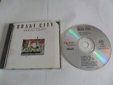 Robert Kraft - Quake City (CD 1989) USA Pressing
