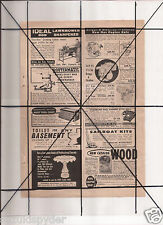 Vintage 1965 Popular Mechanics Magazine Ad A136 Briggs And Stratton Clinton Sale
